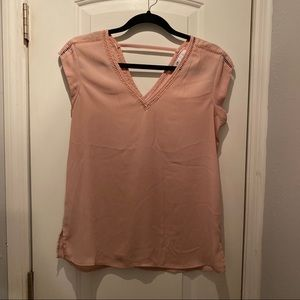 DR2 Pink Blouse